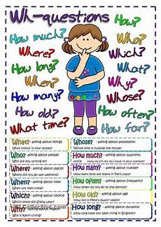 questions poster free esl worksheets teaching english esl apprendre l anglais cours