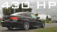 Bmw 335i E92 430hp Acceleration Sound Onboard Drive Bi