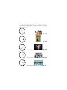 telling time worksheets using am and pm 3220 time to the nearest 5 minutes teaching resources teachers pay teachers