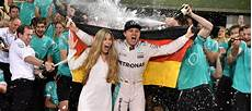 2016 World Chion Nico Rosberg Retires From Formula 1