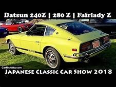 Datsun 240Z  280Z Fairlady Z 2018 Japanese Classic
