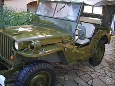 remorque jeep willys 192 vendre pas cher 123 remorque