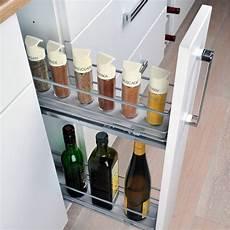 rangement a epice rangement coulissant epices bouteilles pour meuble l 15