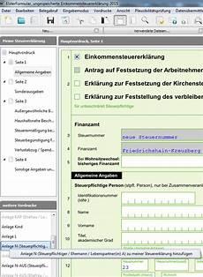 installation und erste schritte in elsterformular taxfix