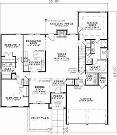 one story tuscan house plans plan 59847nd tuscan house plan with two story ceiling
