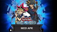yu gi oh duel links mod apk cards more gameplay