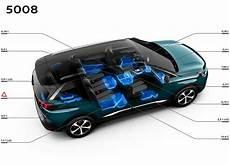 Nowy Peugeot 5008 2017 Premiera Autokult Pl