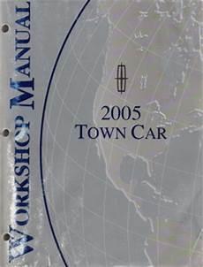 service and repair manuals 2000 lincoln town car parental controls 2005 lincoln town car factory service manual