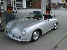 Porsche 356 Speedster Replica Picture 12 Reviews News