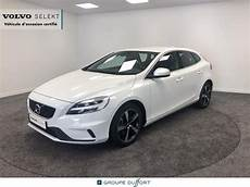 volvo les ulis v40 t2 122ch r design geartronic occasion essence 224
