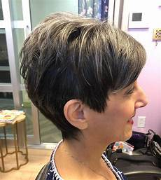Pixie Hairstyles For 50