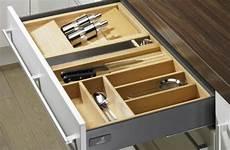 portaposate cassetto portaposate di legno per cassetto hettich
