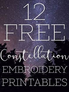 constellation patterns worksheets 62 12 free constellation embroidery pattern printables embroidery patterns free