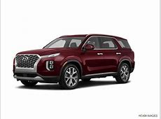 New Sierra Burgundy 2020 Hyundai Palisade SEL AWD for Sale