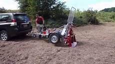 auto der forst winchtrailer ff 35 brandneue forst seilwinde f 252 r