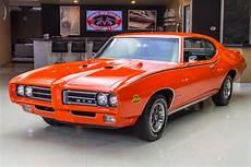 1969 Pontiac Gto Classic Cars For Sale Michigan