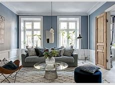 Modern Grayish Blue and Matching Color Combinations
