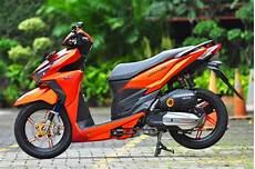 Modifikasi Jok Motor Vario 150 by 50 Gambar Modifikasi Honda Vario 150 Esp Keren Elegan