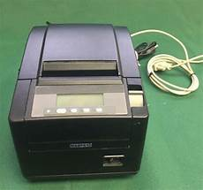 citizen ct s801 usb pos thermal receipt printer w cables