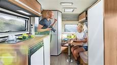 Knaus Travelino 2018 Ultra Lightweight 4 Person Caravan
