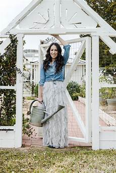 pictures of joanna gaines in magazine popsugar home