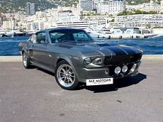 ford mustang gt 500 eleanor ford mustang gt 500 eleanor gris occasion 224 monaco 98
