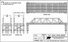 ho scale building plans r 233 sultat de recherche d images pour quot ho scale bridge plans quot model trains model train table