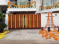 home main gate indian wedding decorations wedding