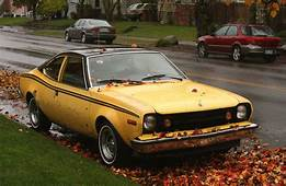 OLD PARKED CARS 1973 AMC Hornet X Hatchback