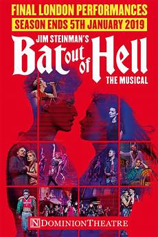 Musical Bat Out Of Hell - coliseum box office