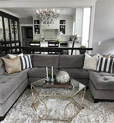 Grey And White Home Decor Ideas by Change Up The Gray With And Chic Black And White