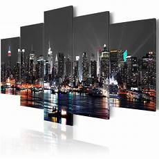 best 15 of canvas wall of new york city