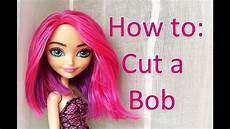 How To Style Doll Hair