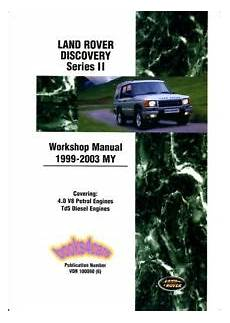 free service manuals online 2001 land rover discovery electronic throttle control shop manual service repair book discovery land rover 2003 1999 2002 2001 2000 ebay