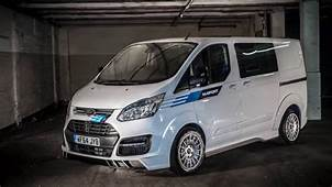 Limited Edition WRC Ford Transit M Sport With Images