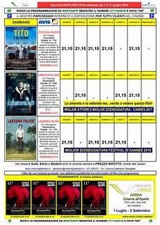cinema gabbiano senigallia programmazione cinema e teatro gabbiano di senigallia