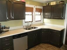 kitchen paint colors with dark cabinets decor ideasdecor