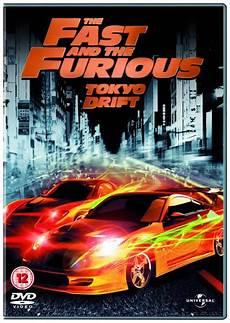 The Fast And The Furious Tokyo Drift Dvd Zavvi