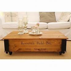 Table Basse Pas Cher En Pin Int 233 Rieur De Maison
