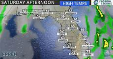 Wetter In Florida - cooler weather comes back to south florida this weekend wlrn
