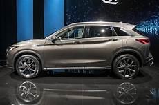 2019 infiniti qx50 revealed ahead of l a auto show near