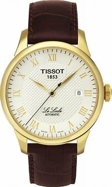 t41 5 413 73 le locle mens ivory brown alligator