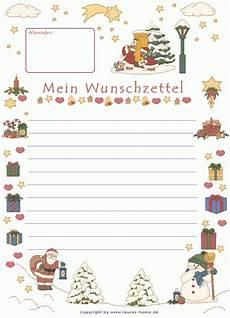Malvorlagen Weihnachten Wunschzettel Wunschzettel Vorlage Aausmalbilder Club