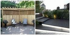 brise vue design jardin brise vue idee balcon jardin ideeco