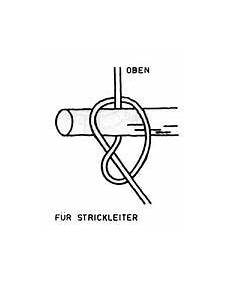Knoten Strickleiter Jpg 150 215 184 морские узлы узел