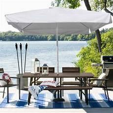 ombrelloni per terrazze ombrelloni a palo centrale da giardino per bar hotel e