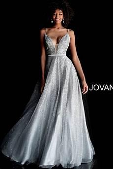 jovani 2019 ballgown mit glazen und v neck hier kaufen