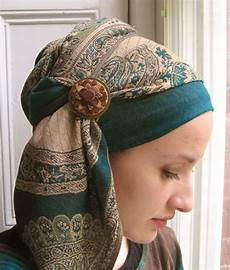 Pashmina Wrapunzel Pin Wrap Scarf Hair Cover