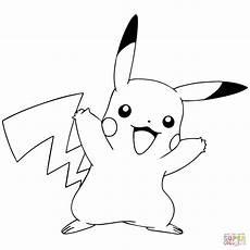 Ausmalbilder Pikachu Kostenlos Coloring Pages Pikachu Part 6 Free Resource