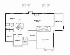 builder house plans com mountain style rambler home hwbdo74749 craftsman house